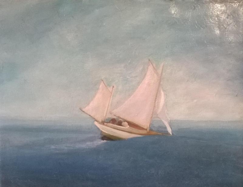 Laiva laineilla